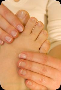 Wellnessmassagen Fußreflexzonenmassage